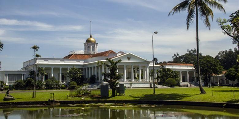 Istana Bogor.
