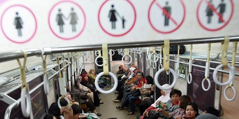 Mulai April, Ada KRL Bekasi-Kota yang Dialihkan Lewat Stasiun Senen