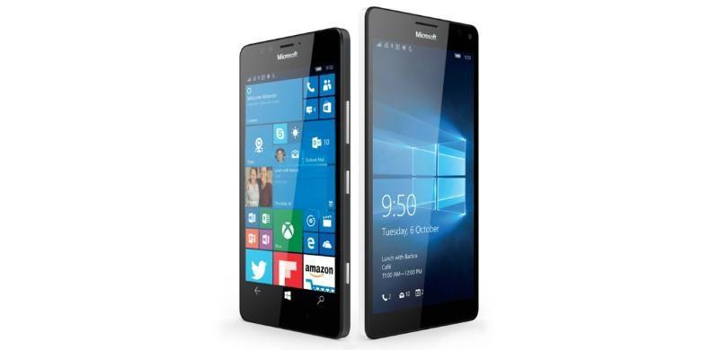 Microsoft Lumia 950 dan 950XL