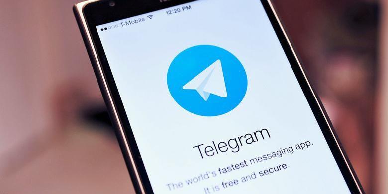 Tutup Telegram, #BlokirJokowi