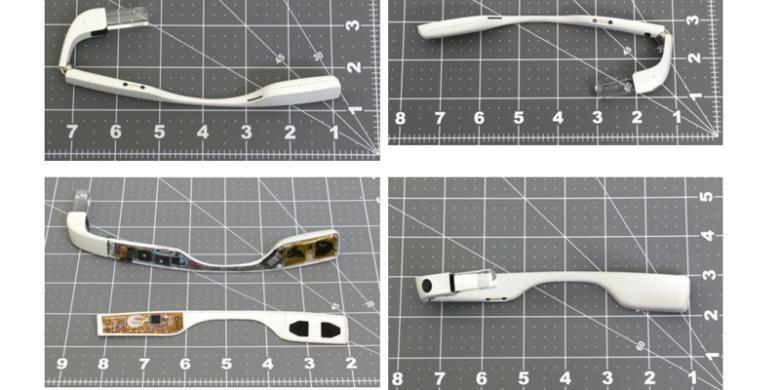 Google Glass version 2.
