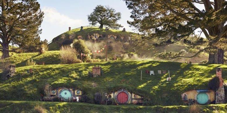 Hobbiton ? Courtesy: Tourism New Zealand