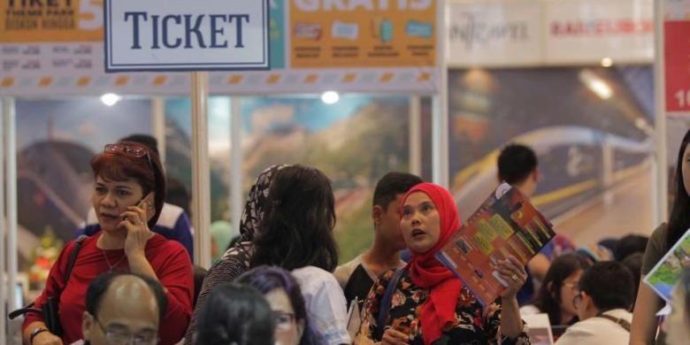 Astindo Travel Fair Resmi Dibuka, Saatnya Berburu Tiket Murah
