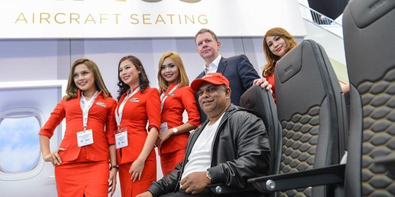 CEO Air Asia Tony Fernandes