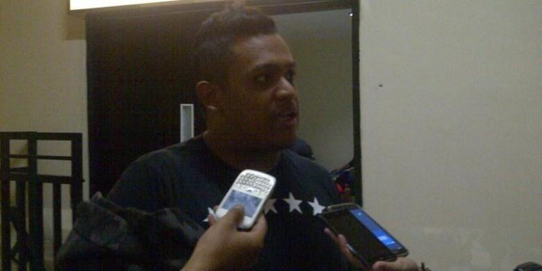 Presiden Pusamania Borneo FC, Nabil Husein.