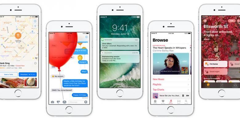 IOS 10.3 Sudah Bisa Diunduh, Bikin IPhone Makin Kencang?