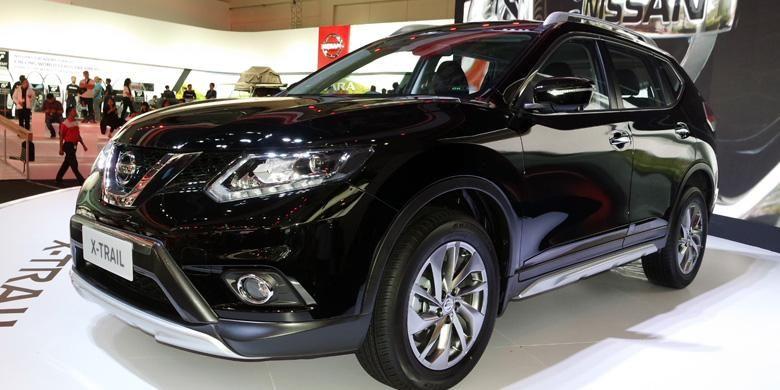 Varian baru X-Trail jadi andalan Nissan di GIIAS 2016.