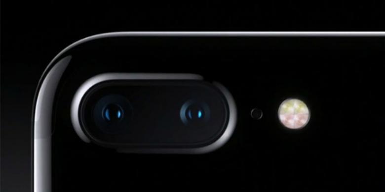 Kamera ganda dan Quad-LED pada iPhone 7 Plus