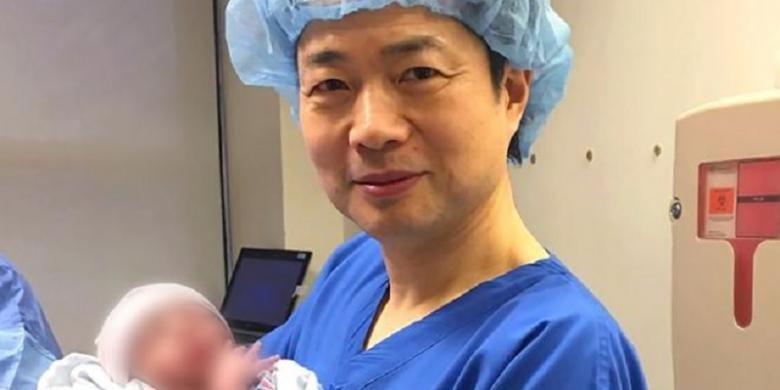 Hilangkan Penyakit Bawaan Ibu, Dr Zhang Lakukan Rekayasa DNA pada Bakal Bayi