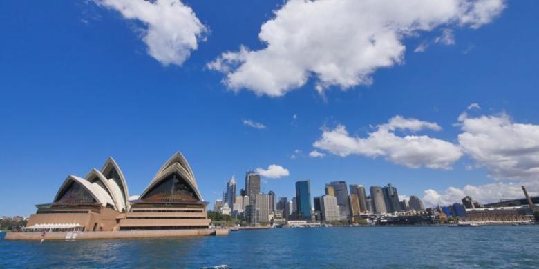 Kunjungan Wisatawan Indonesia Ke Australia Meningkat