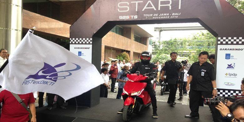 1223539gesits2780x390 » Jangan Pandang Gesits Sebagai Bisnis, Tapi Perjuangan Indonesia