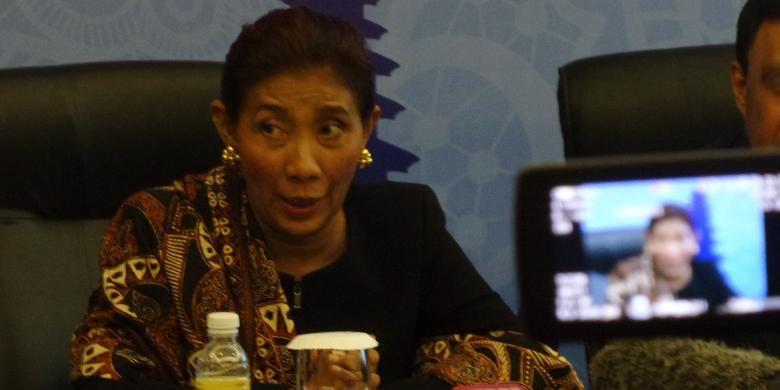Menteri Susi: Sudah Kita Viralkan, Pelni Malu dan Minta Maaf