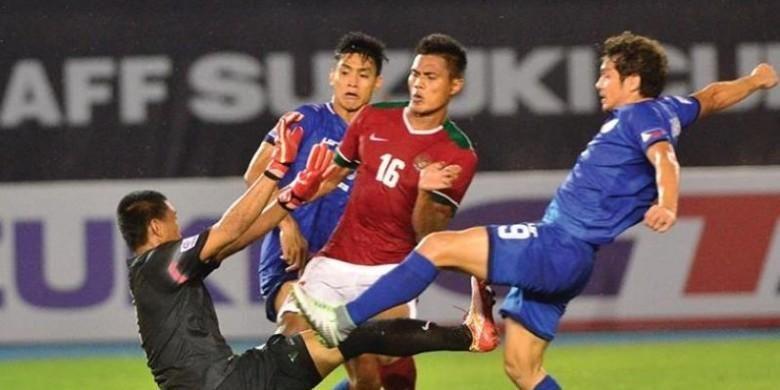 Empat Peserta Kapten Timnas Indonesia Dikala Versus Kamboja