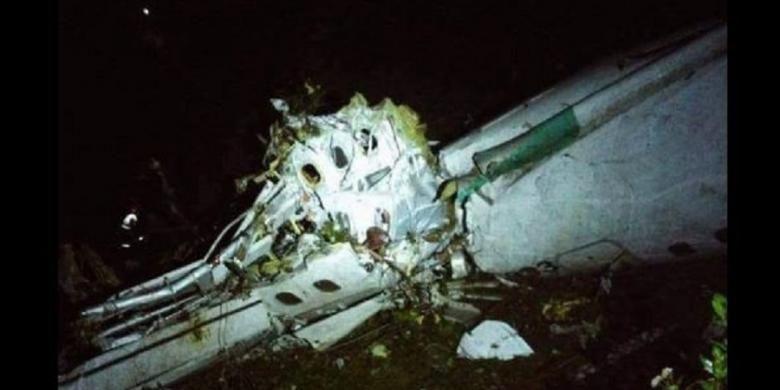 Pintu Pesawat Terbuka, Penumpang Ketakutan