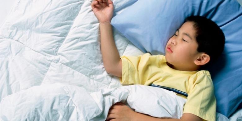Mendengkur pada Anak Berakibat Langsung - Henti napas saat tidur atau sleep apnea pada anak diketahui merubah perilaku dan Penelitian baru dari laboratorium tidur