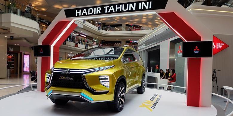 Mitsubishi Indonesia Beberkan Model Baru Sepanjang 2017