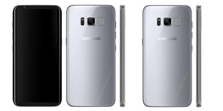 Video Ungkap Performa Galaxy S8, Lebih Kencang IPhone 7 Plus?