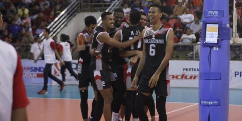 Sudah Kantongi Tiket Ke Final Four, Bank Sumsel Tetap Buru Kemenangan