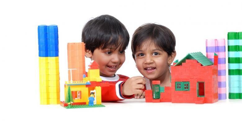 Ilustrasi Anak Bermain(Thinkstock/Sanjay Goswami)