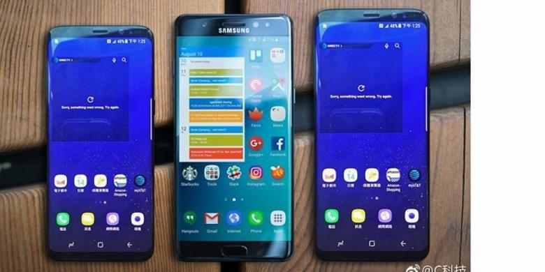 Galaxy S8 Diprediksi Tak Selaris Galaxy S7