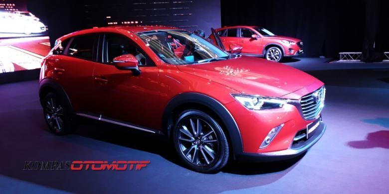Berikut Harga Resmi Mazda CX-3