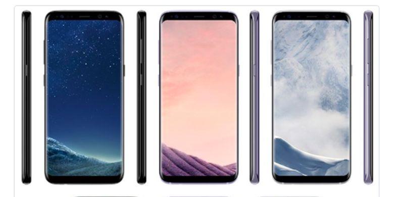 Pembocor Ulung Ungkap Harga Galaxy S8