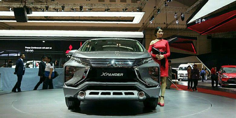 Perpaduan konsep SUV dan MPV diklaim membuat Xpander unik di kelasnya.