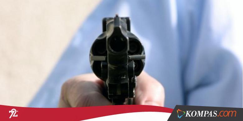 """Pria yang Rampas Pistol Anggota Brimob adalah Mahasiswa """"Drop Out"""""""
