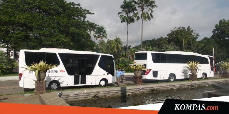 SAFE Transjakarta Sudah Kepikiran mau Bus Listrik - Kompas.com
