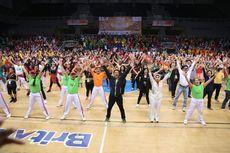 Usaha Mengenalkan Poco-poco Melalui Asian Games