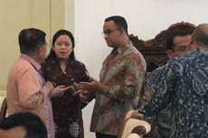 Apa yang Dibicarakan Anies dan Wapres Kalla Saat Berbincang di Istana Bogor?