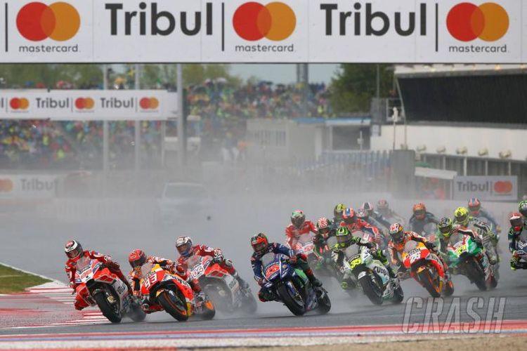 Thailand masuk kaledar MotoGP 2018.