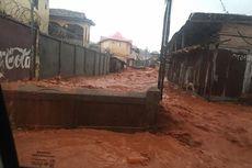 Banjir Lumpur di Freetown Dikhawatirkan Bisa Menewaskan 1.000 Orang