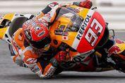 Marquez Bertekad Akhiri Paceklik Podium di Sirkuit Silverstone