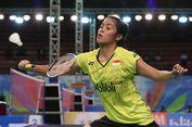 Gregoria Hadapi Pemain China di Semifinal