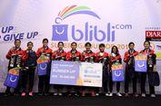 Tim PB Djarum U 19 Putri Puas di Posisi Runner Up