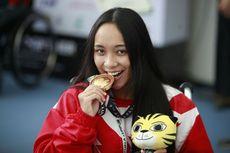 Laura Raih Emas Pertama Indonesia