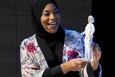 Atlet Anggar Jadi Inspirasi Boneka