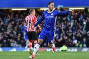 Eden Hazard Kesampingkan Rekor Pribadi