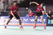 Praveen/Debby Tembus Semifinal untuk Jumpa China