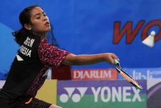 Akhirnya Indonesia di Peringkat Lima