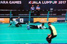 Goal Ball Putra Indonesia Menang Telak Atas Laos