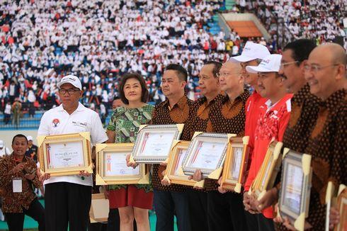 Penghargaan Haornas Buat Perusahaan Pendukung Olahraga