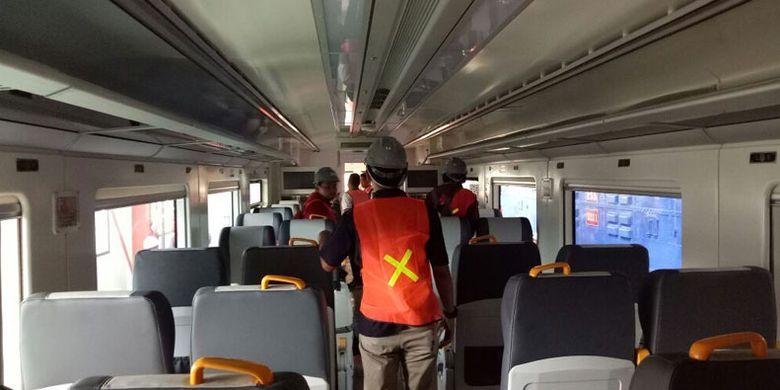 PT KAI optimis pengoperasian Kereta Bandara Soekarno-Hatta dilakukan pada November 2017.