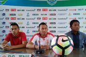 Dengan Pelatih Baru, PS TNI Siap Ladeni Persela