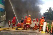 'Shift' Kerja Petugas Damkar Saat Kebakaran Terjadi Lebih dari 24 Jam
