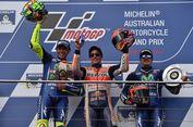 Klasemen Sementara MotoGP 2017, Marquez Unggul 33 Poin atas Dovi