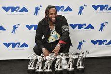 Kendrick Lamar Menangi 6 Penghargaan VMAS 2017