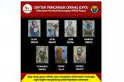 TPN OPM Klaim Menembak Personel Brimob Polda Papua