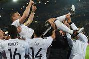 Catatan Positif di Ujung Karier Podolski